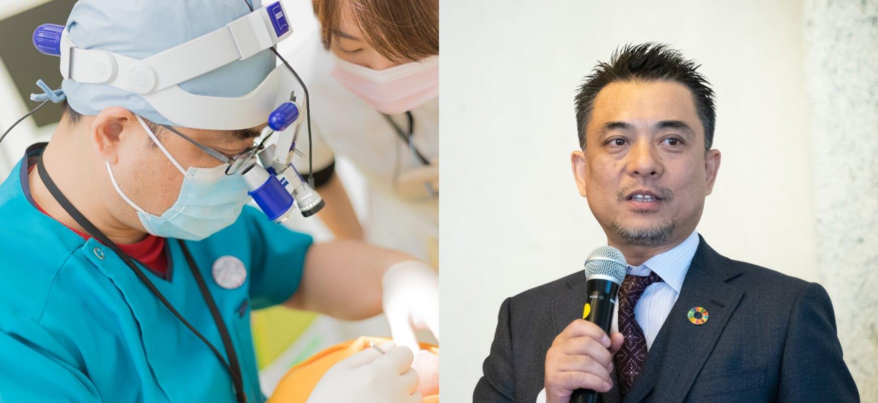 広島県安芸郡海田町の歯科医院「ひまわり歯科」院長からのメッセージ