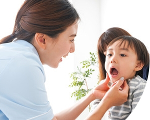 「ひまわり歯科」小児歯科