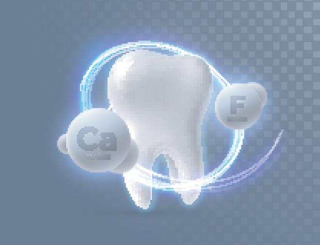 「ひまわり歯科」フッ素塗布