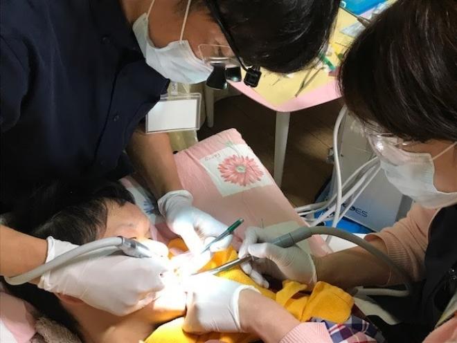 「ひまわり歯科」当院の訪問歯科診療の特色