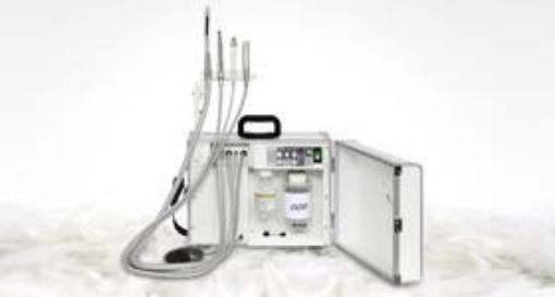 「ひまわり歯科」訪問歯科診療ユニット
