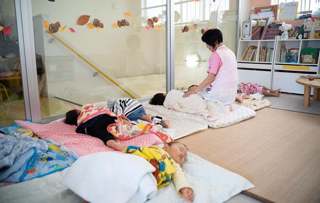 広島県安芸郡海田町の歯科医院「ひまわり歯科」の無料託児について