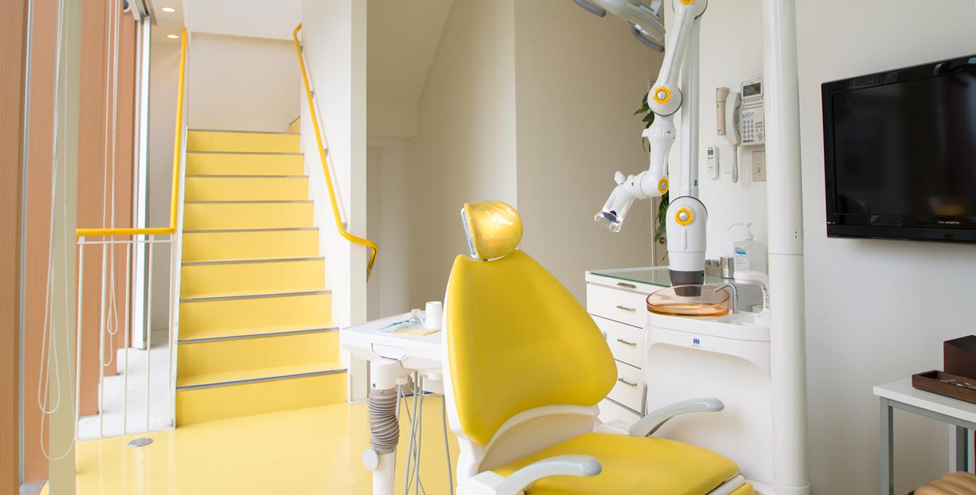広島県安芸郡海田町の歯科医院「ひまわり歯科」の治療に対する恐怖感への配慮