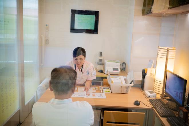 「ひまわり歯科」患者様とのコミュニケーションを大切にしてそれを伝えていく