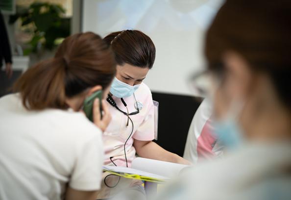広島県安芸郡海田町の歯科医院「ひまわり歯科」教育