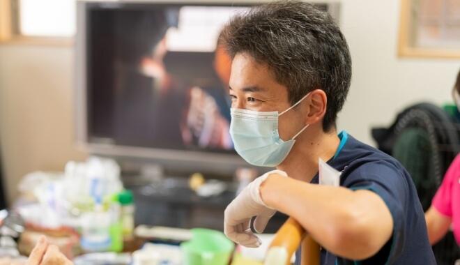 訪問診療・広島県安芸郡海田町の歯科医院「ひまわり歯科」