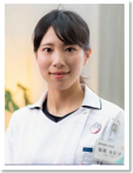 「ひまわり歯科」歯科医師 塩津 由記子【岡山大学出身】