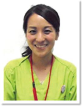 「ひまわり歯科」歯科医師 冨松 瀬莉奈