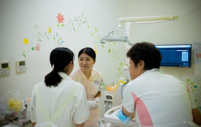 「ひまわり歯科」女性歯科医師が働きやすい職場の実現