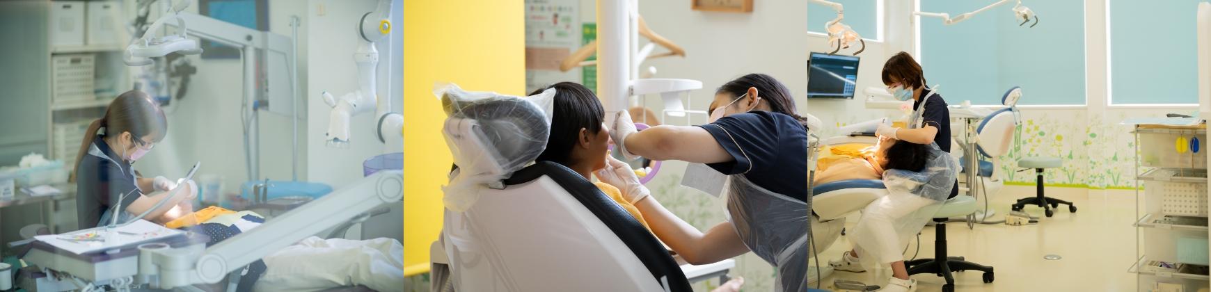 広島県安芸郡海田町の歯科医院「ひまわり歯科」新人教育システム