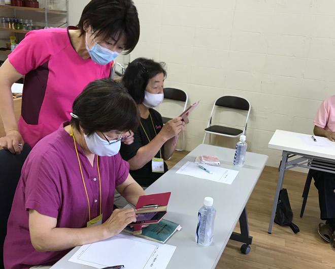 「ひまわり歯科」LINEなどによるオンラインでの活動
